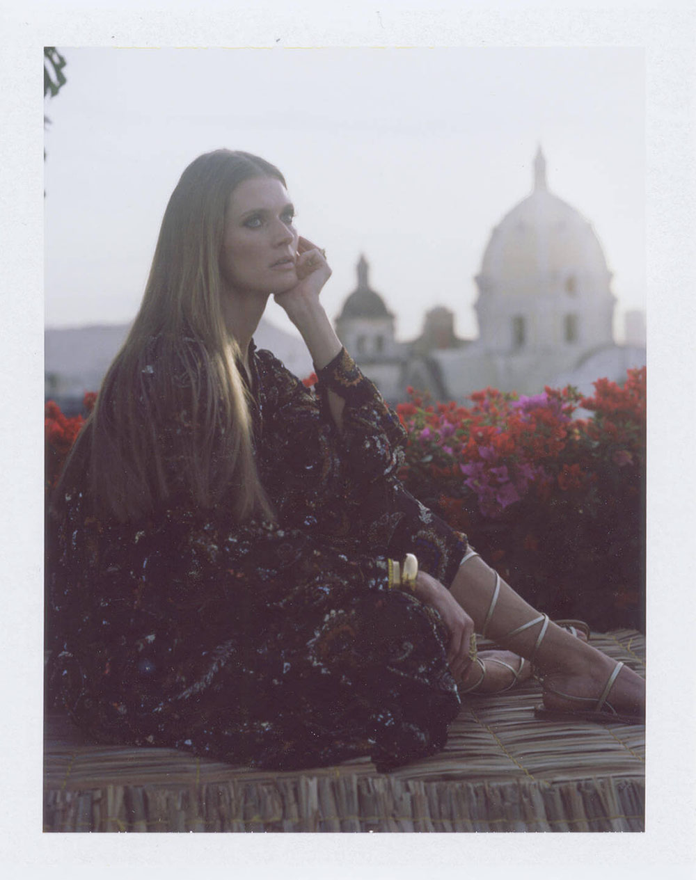 Małgosia Bela by Ethan James Green for WSJ. Magazine March 2020