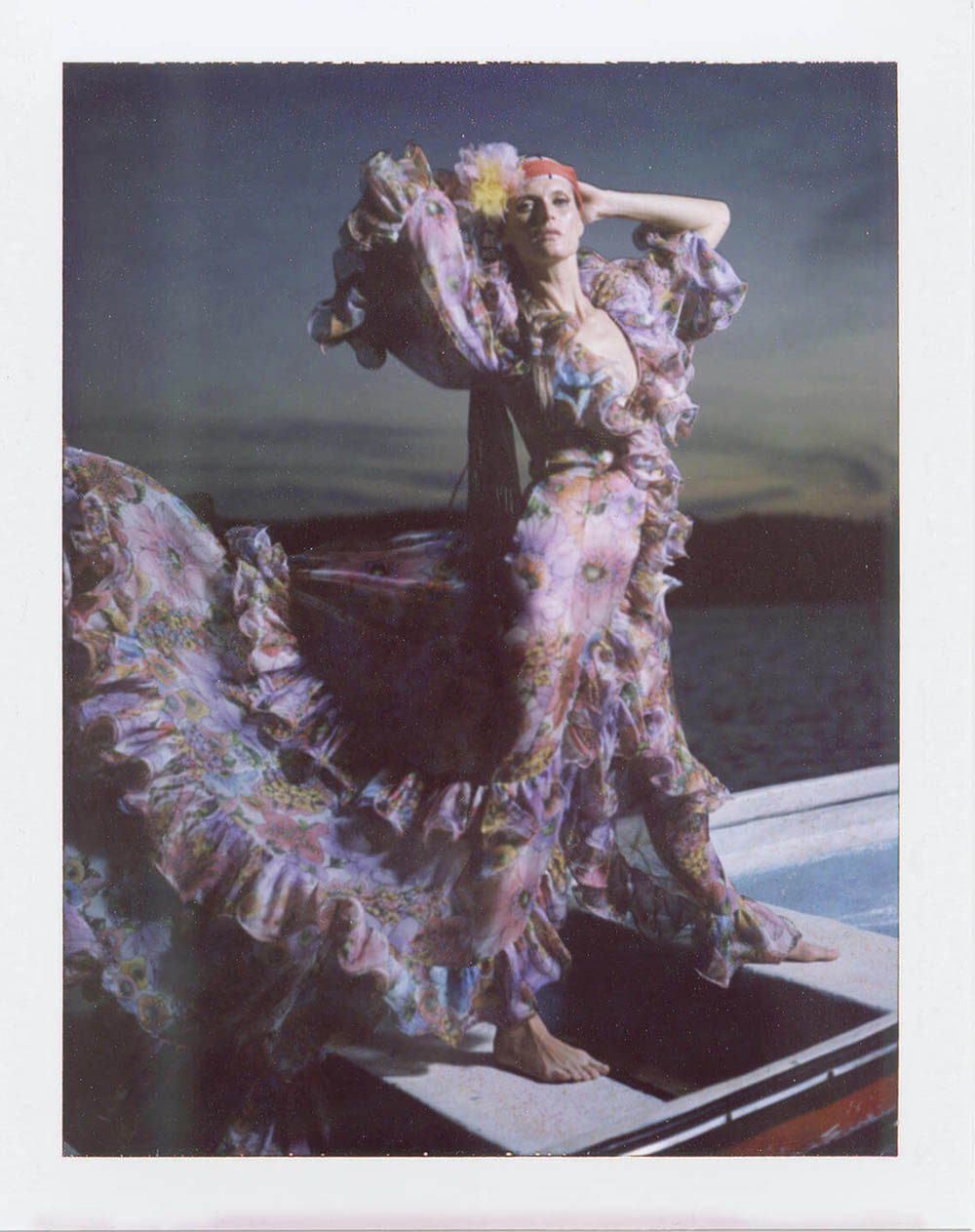 Małgosia Bela by Ethan James Green for WSJ. Magazine March 2020