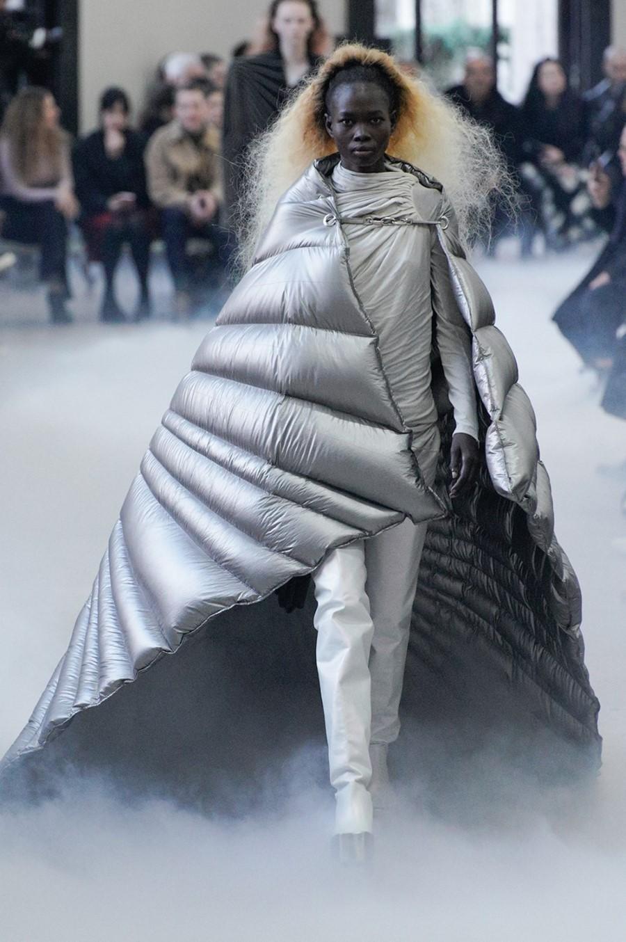 Rick Owens - Fall Winter 2020 - Paris Fashion Week