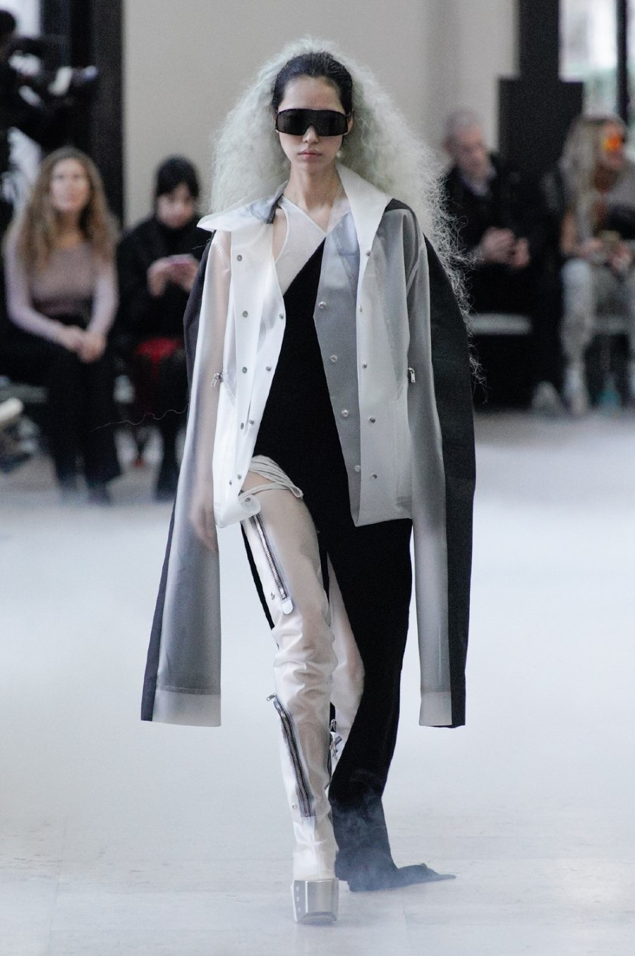 Rick Owens - Fall Winter 2020 - Paris Fashion WeekRick Owens - Fall Winter 2020 - Paris Fashion Week