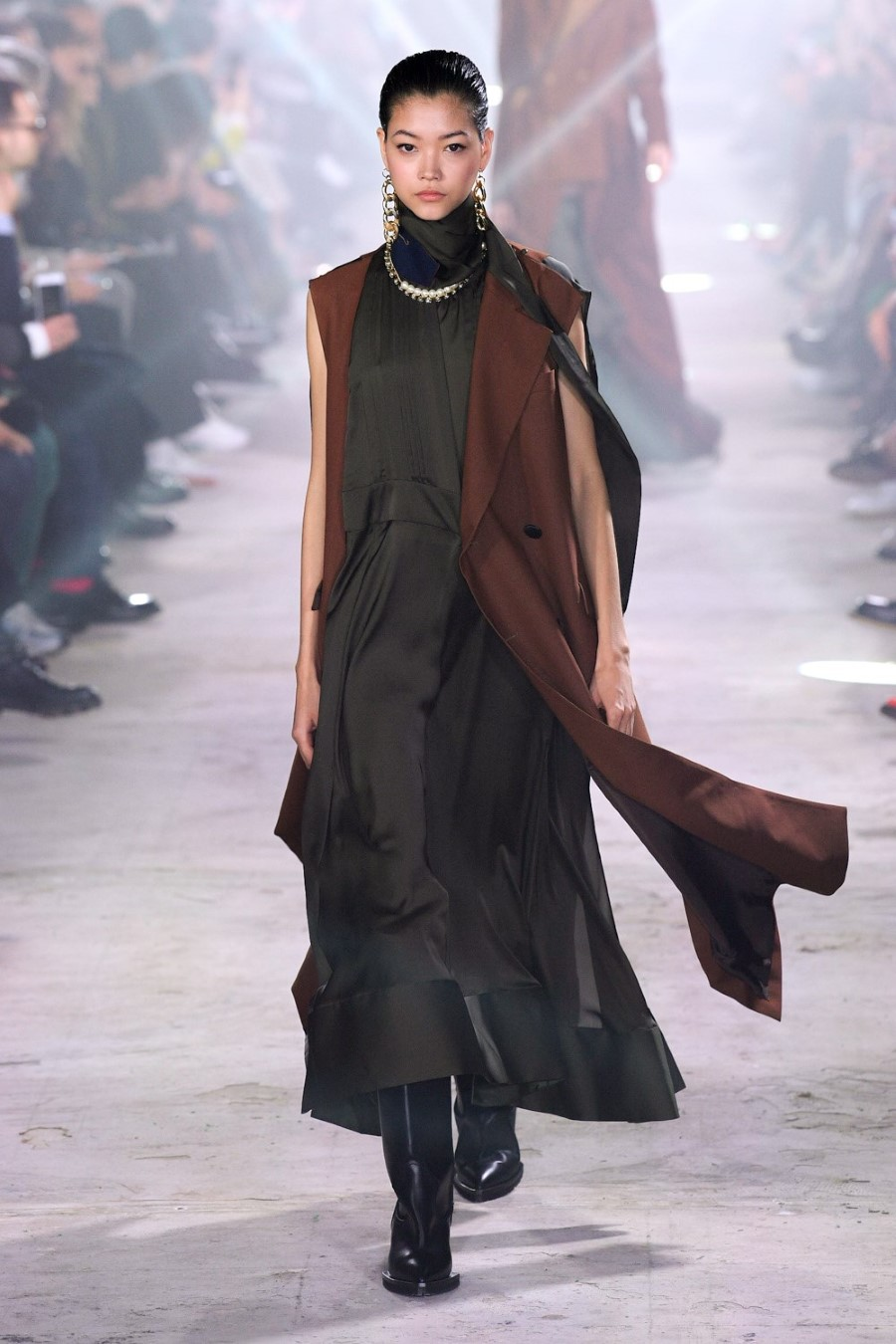Sacai - Fall Winter 2020 - Paris Fashion Week