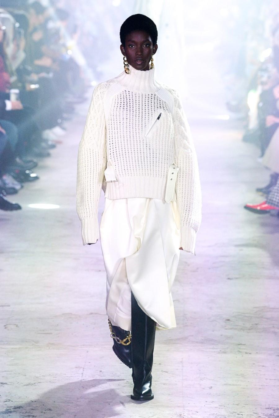 Sacai - Fall Winter 2020 - Paris Fashion Week