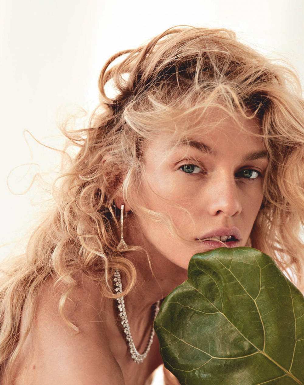 Stella Maxwell covers Marie Claire Italia March 2020 by David Roemer