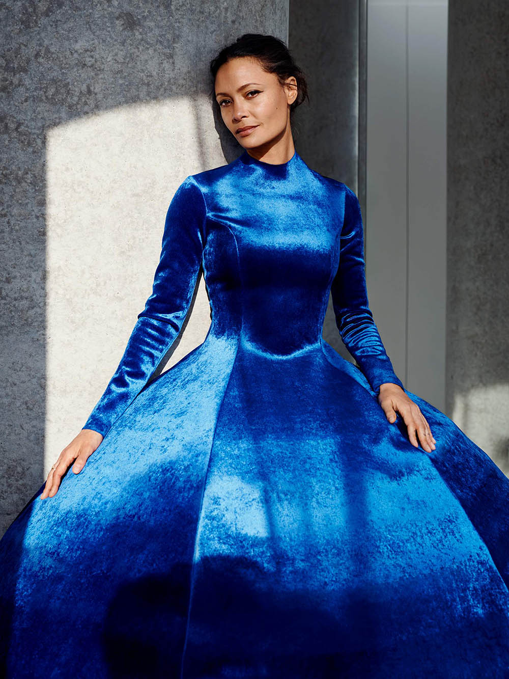 Thandie Newton covers Porter Magazine March 16th, 2020 by Liz Collins