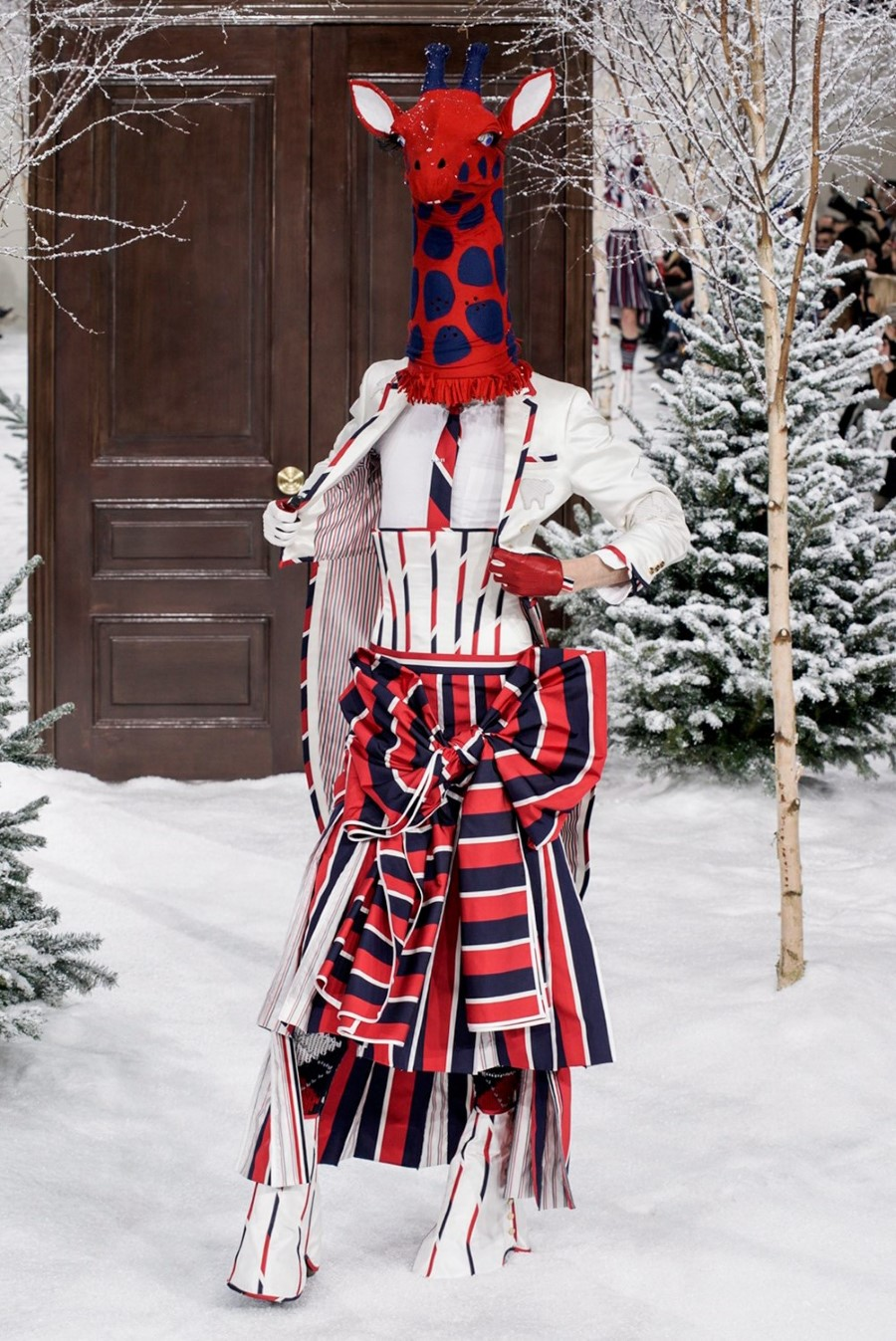 Thom Browne - Fall Winter 2020 - Paris Fashion Week