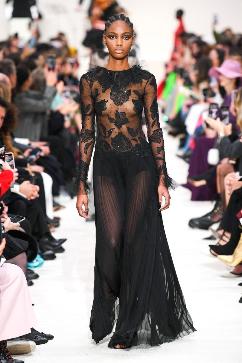 Valentino - Fall Winter 2020 - Paris Fashion Week