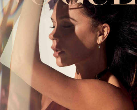 Victoria Beckham covers Vogue Greece March 2020 by Alexi Lubomirski