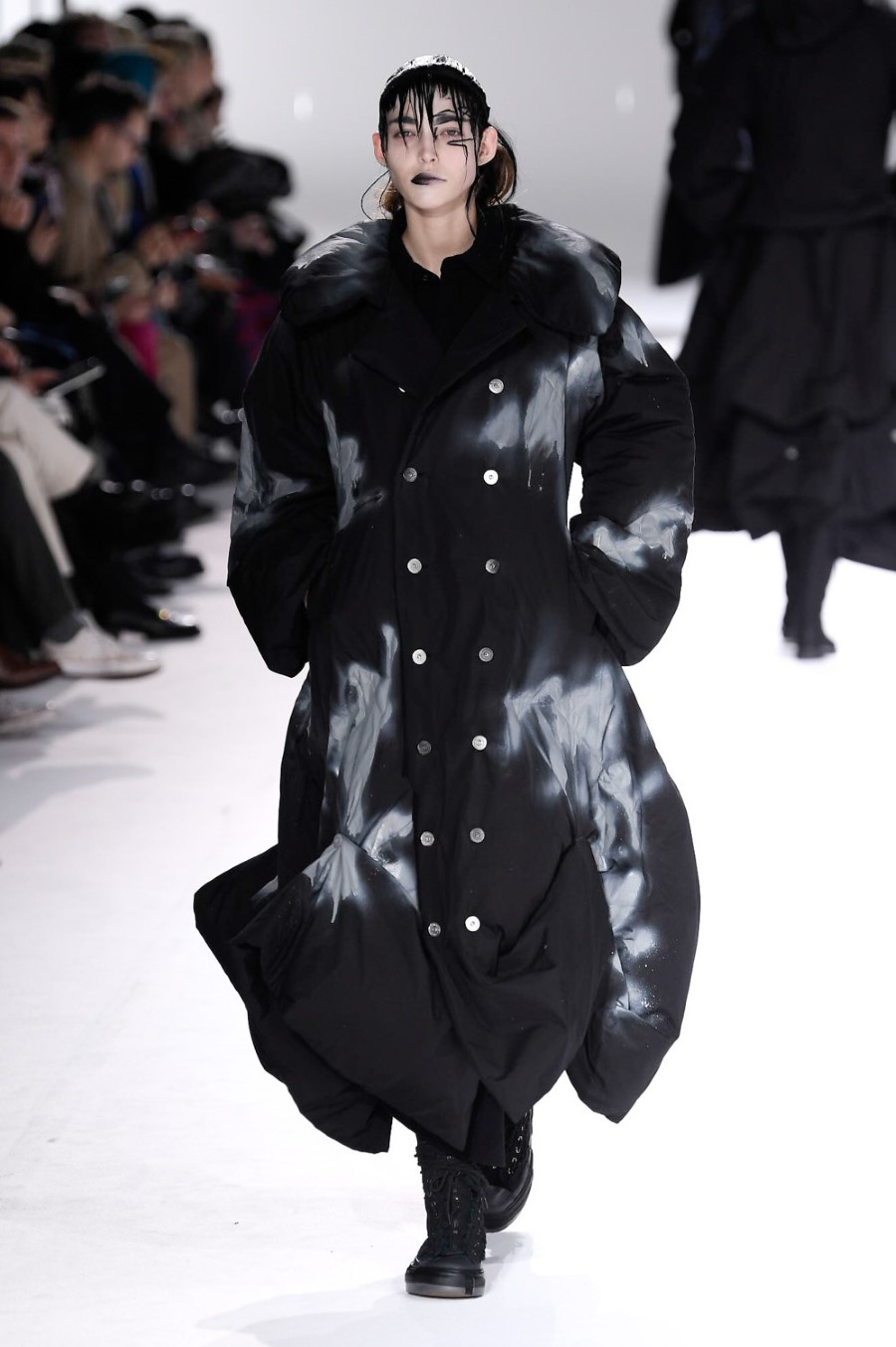 Yohji Yamamoto - Fall Winter 2020 - Paris Fashion Week