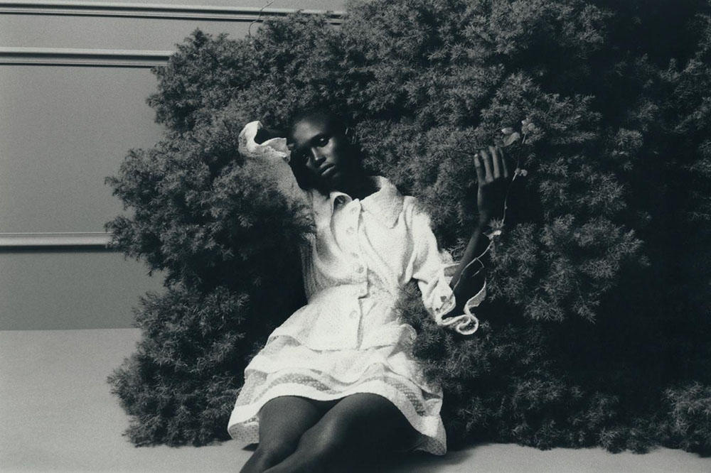 Amar Akway by Daisy Walker for Numéro April 2020