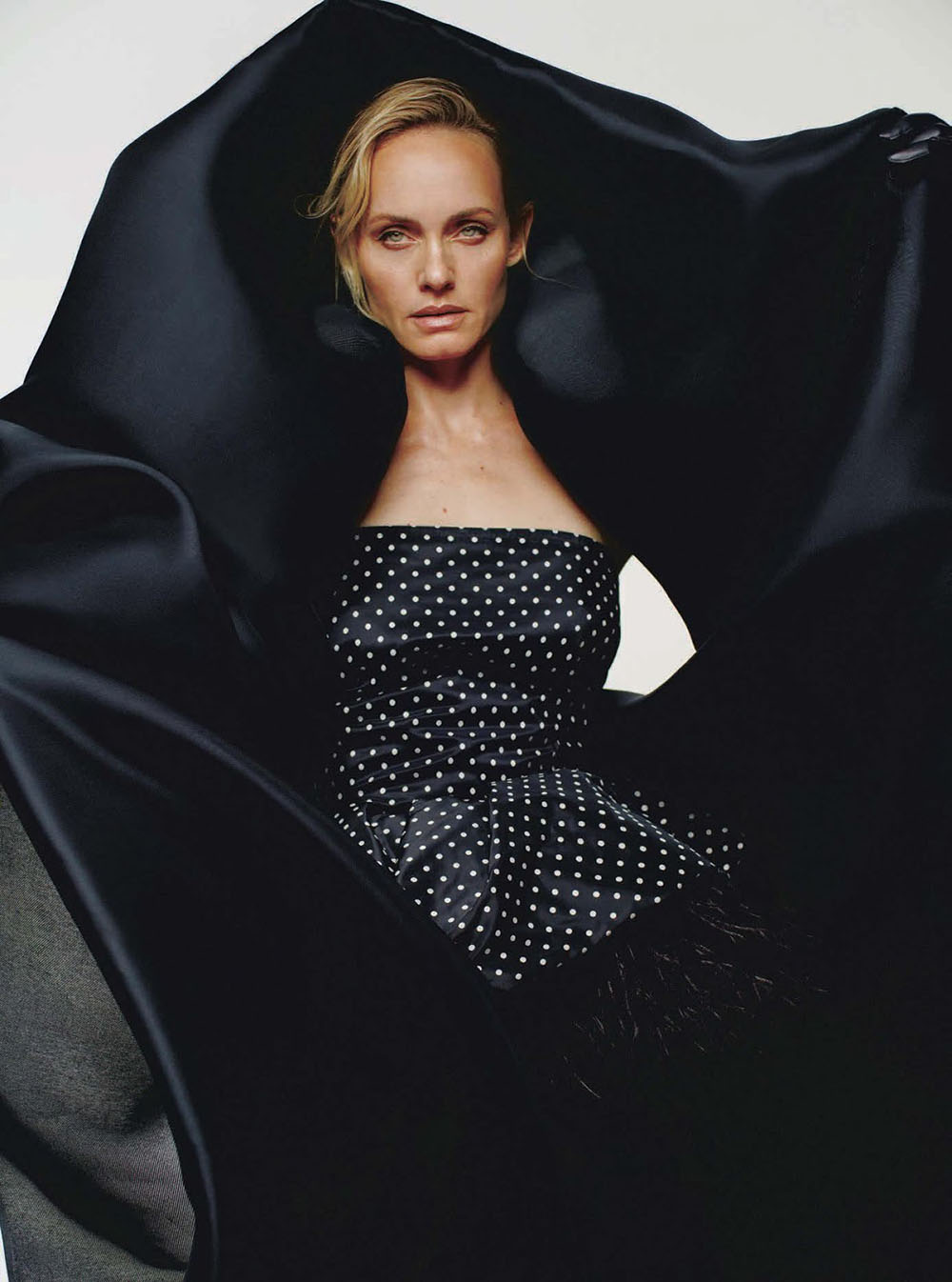 Amber Valletta by Marili Andre for CR Fashion Book Issue 16