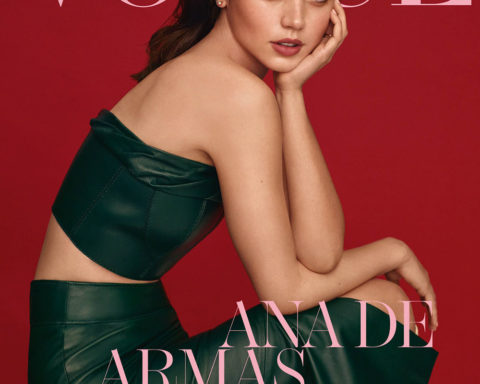 Ana de Armas covers Vogue Spain April 2020 by Thomas Whiteside