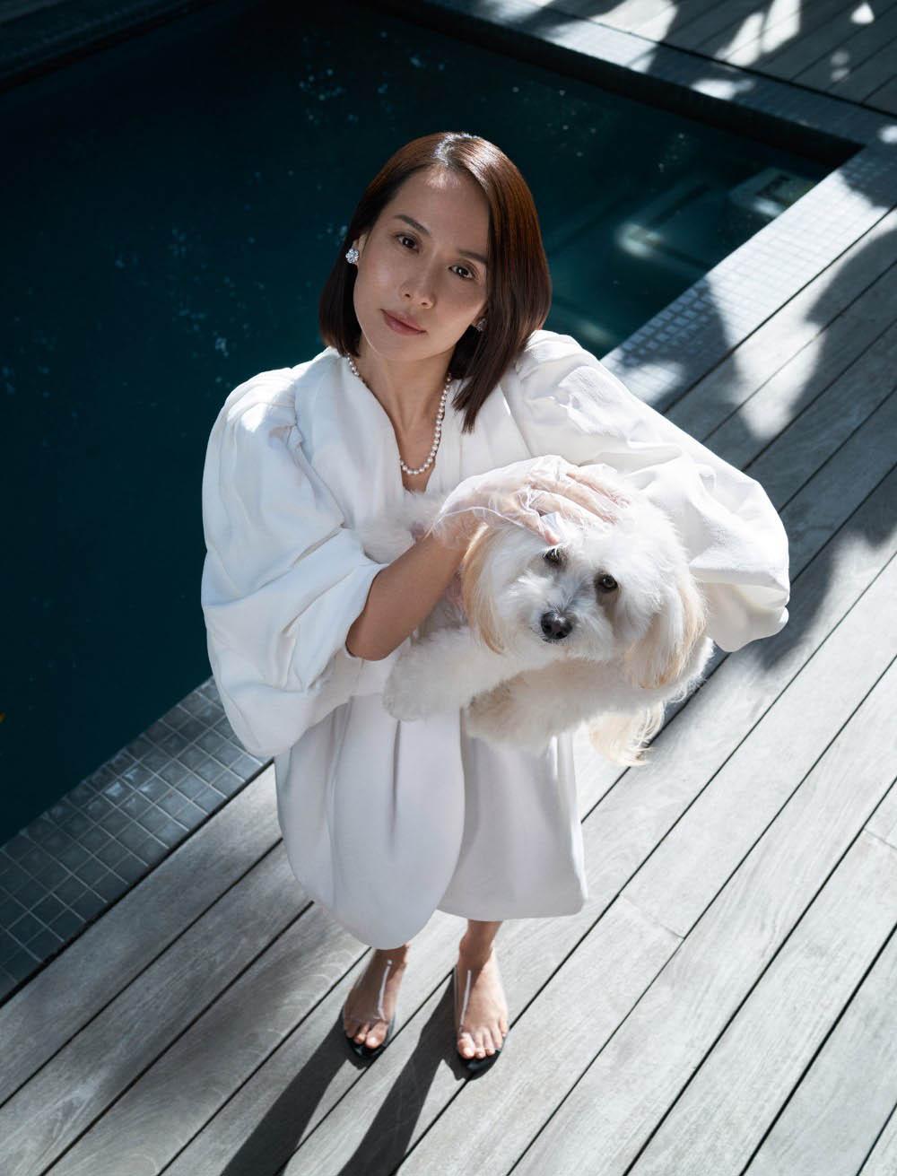Cho Yeo Jeong covers W Magazine Volume 2 2020 by Lee Jae Hyuk