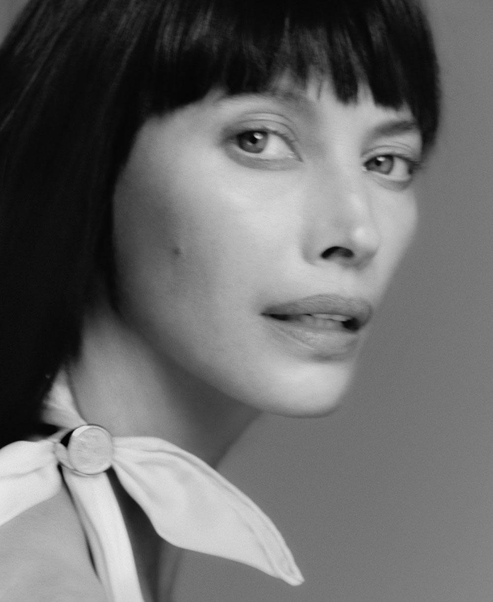 Christy Turlington covers T Magazine Singapore April 2020 by Chris Colls