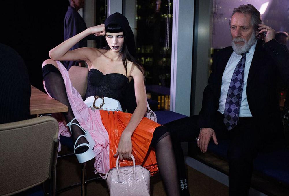 Cynthia Arrebola by Till Janz for CR Fashion Book Issue 16
