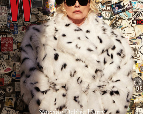 Debbie Harry covers W Magazine Volume 2 2020 by Stephen Shore