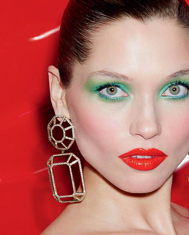 Hana Jirickova covers Vogue Czechoslovakia April 2020 by Claire Rothstein