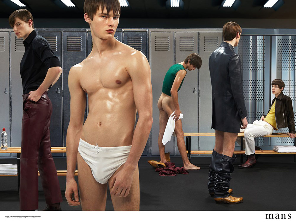 Mans Concept Menswear Spring Summer 2020 Campaign