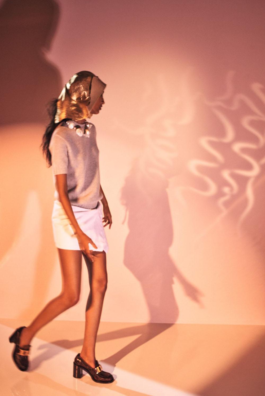Mona Tougaard by Eddie Whelan for AnOther Magazine Spring Summer 2020