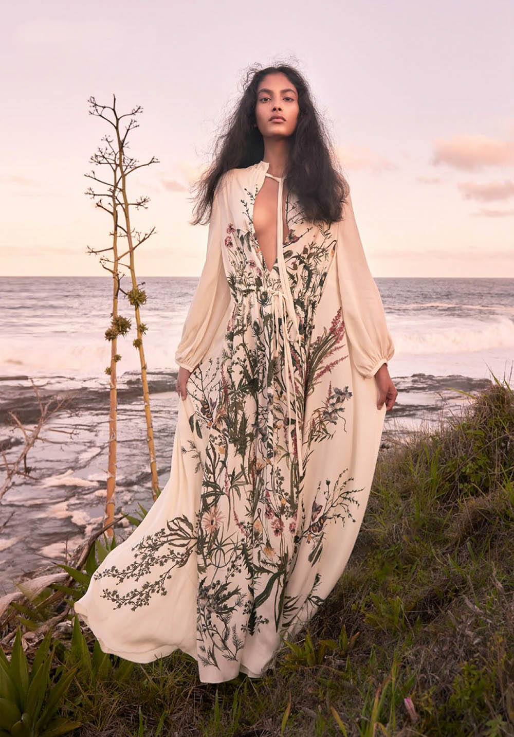''Mother Nature'' by Holly Ward for Harper's Bazaar Australia April 2020