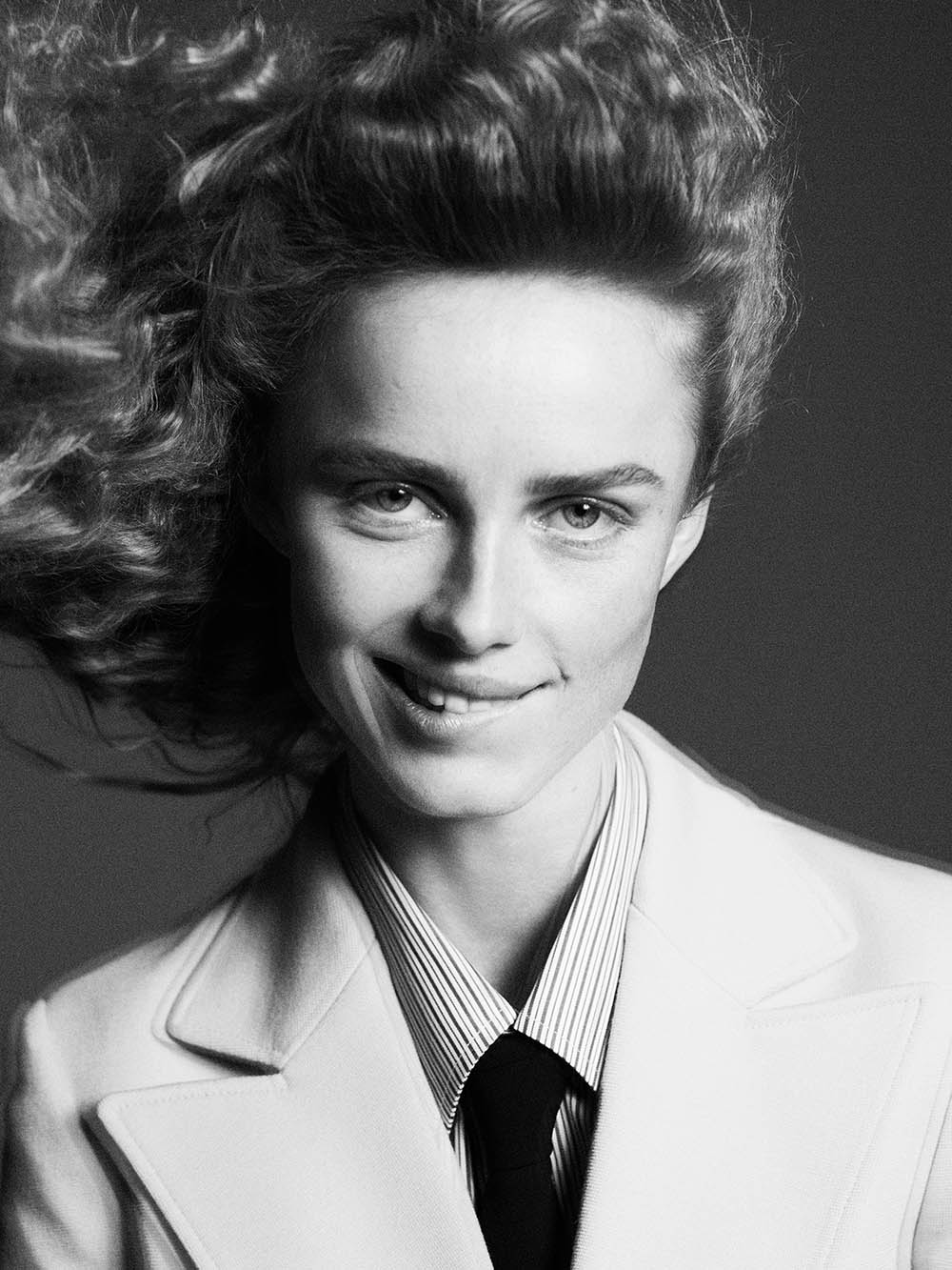 Rianne van Rompaey by Karim Sadli for W Magazine Volume 2 2020