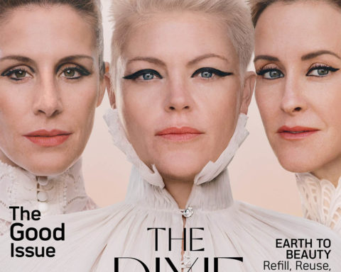 The Dixie Chicks cover Allure US April 2020 by Liz Collins