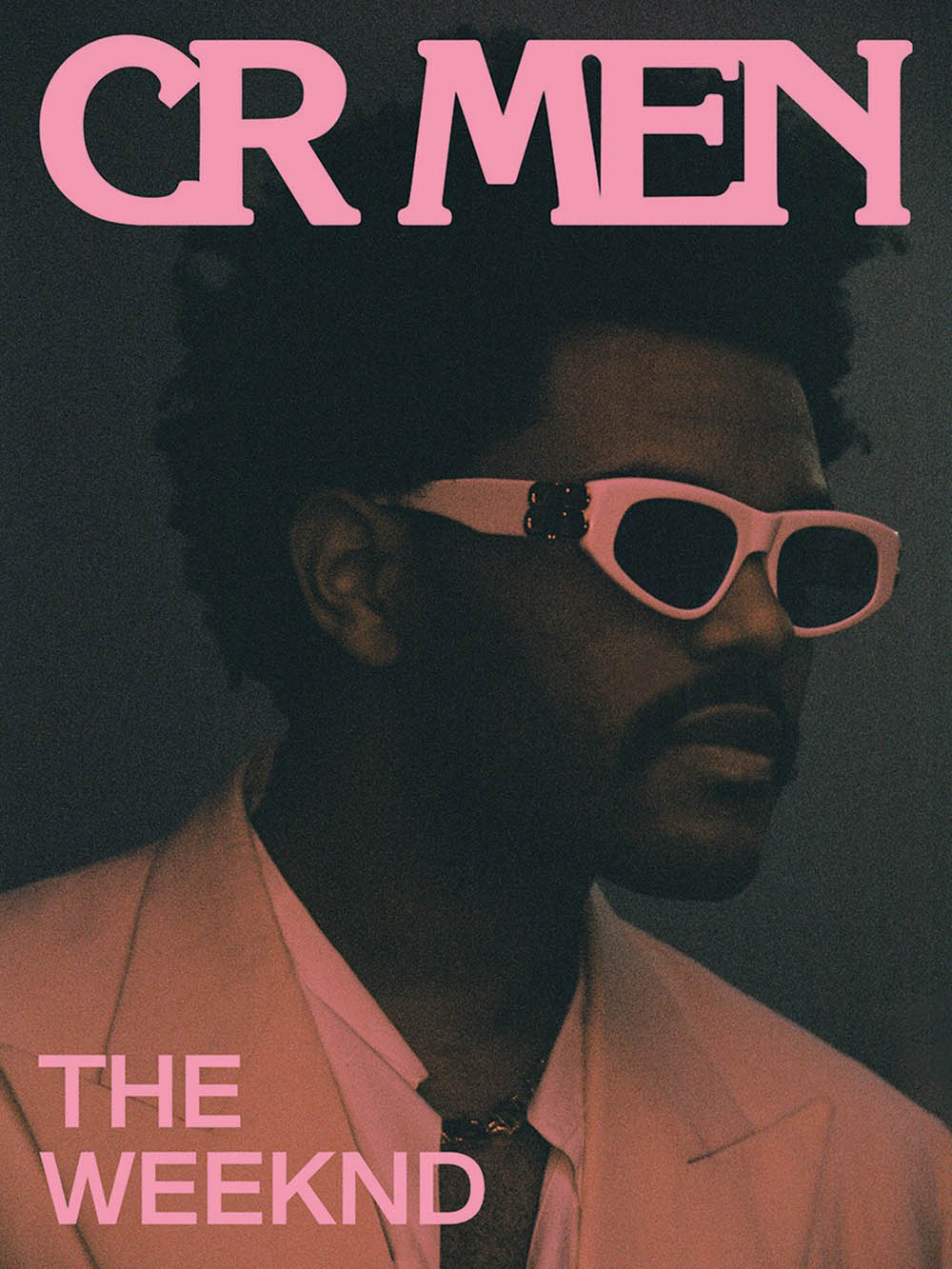 The Weeknd covers CR MEN Issue 10 by Davit Giorgadze