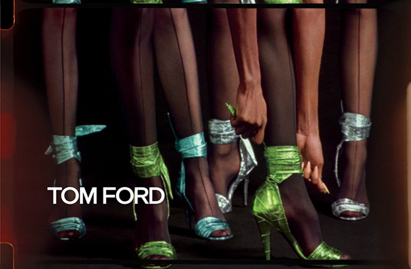 Tom Ford Spring Summer 2020 Campaign