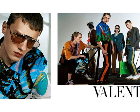 Valentino Men's Spring Summer 2020 Campaign