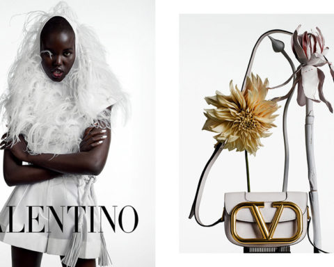 Valentino Spring/Summer 2020 ''Le Blanc'' Campaign