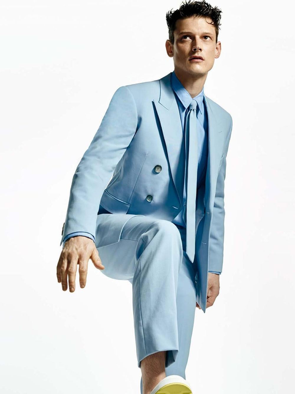 Adam Butcher by Jean-Claude Lussier for Dressed to Kill Men Spring/Summer 2020