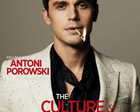Antoni Porowski covers Dressed to Kill Men Spring Summer 2020 by Malina Corpadean