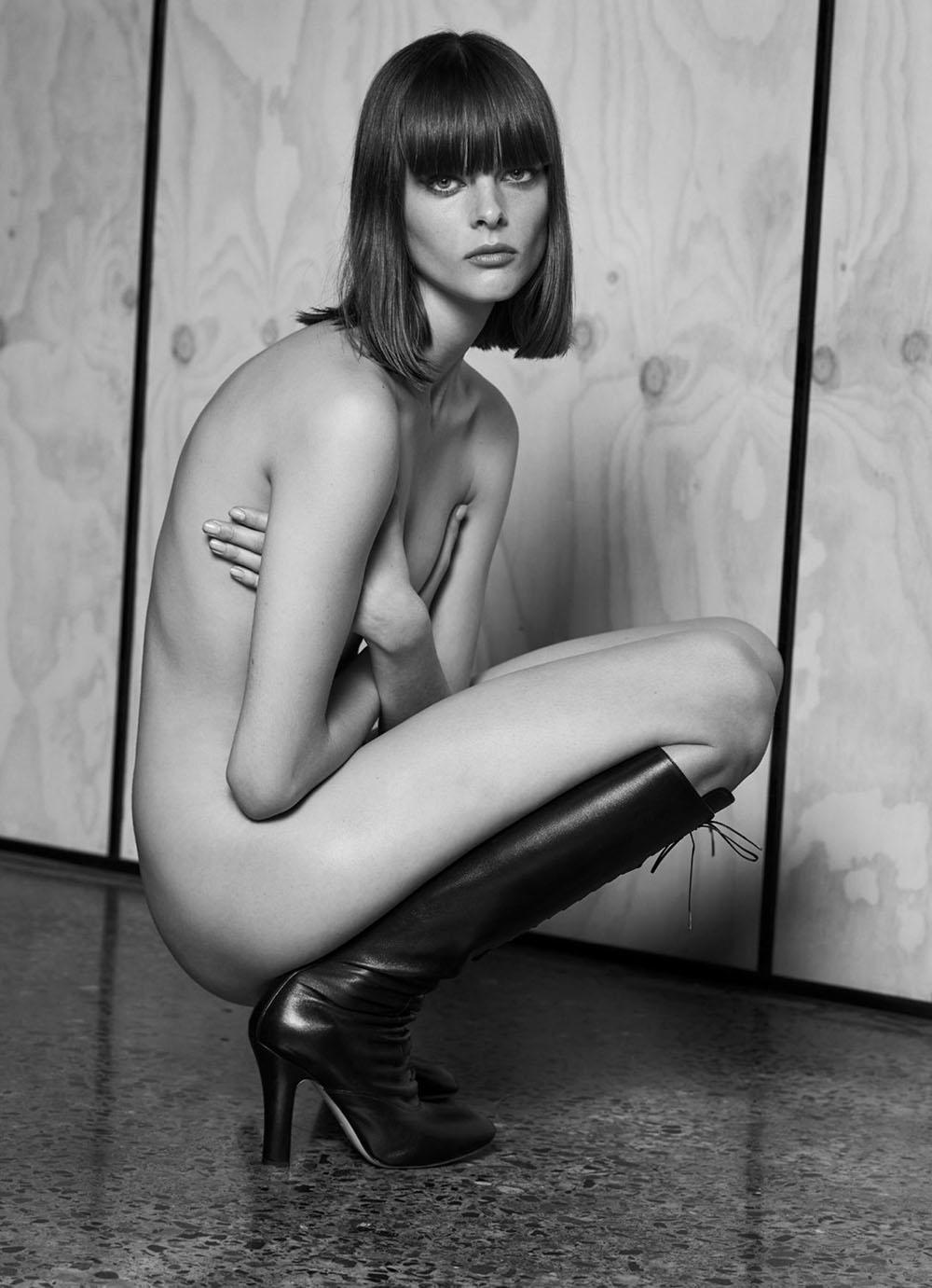 Naked Aussie Superman Paul Freeman Photography
