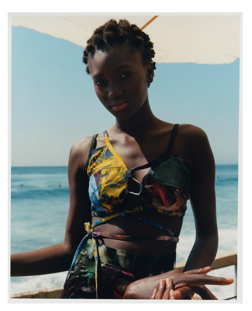 ''Beyond The Break In Senegal'' by Eddie Wrey for Garage Magazine Spring Summer 2020