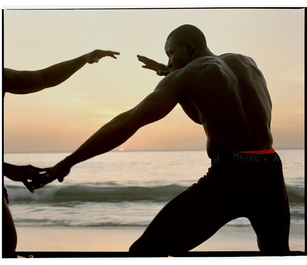 ''Beyond The Break In Senegal'' by Eddie Wrey for Garage Magazine Spring/Summer 2020