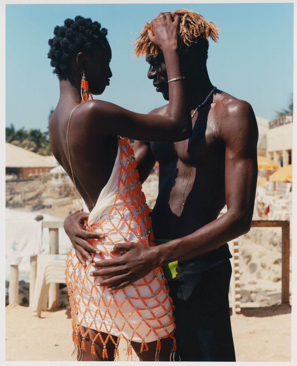 ''Beyond The Break In Senegal'' by Eddie Wrey for Garage Magazine Spring Summer 2020