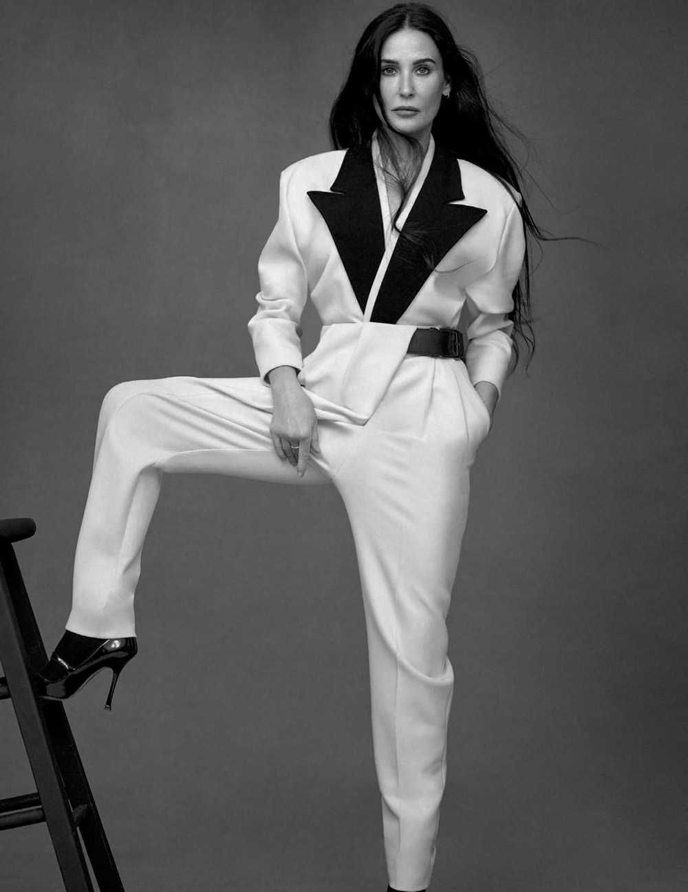 Demi Moore by Thomas Whiteside for Vogue Spain May 2020
