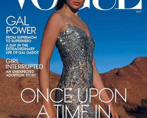 Gal Gadot covers Vogue US May 2020 by Annie Leibovitz