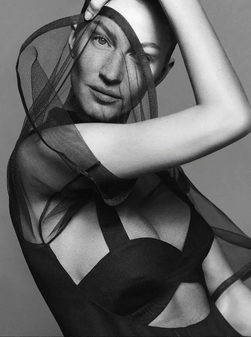 Gisele Bündchen covers Vogue Brazil May 2020 by Luigi & Iango