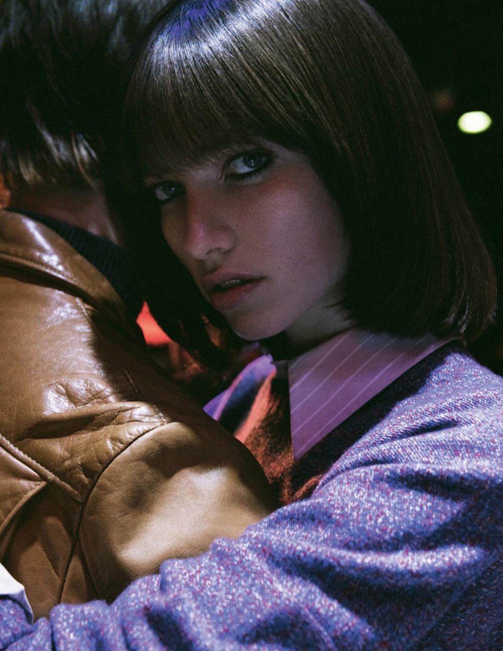 Grace Hartzel by Claudia Knoepfel for Vogue Paris May/June 2020