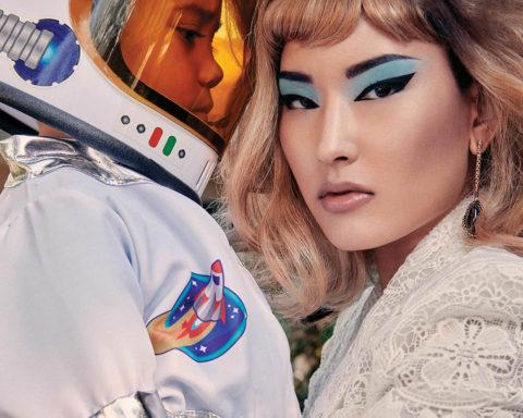 Hyunjoo Hwang by Yu Tsai for Harper's Bazaar Singapore May 2020