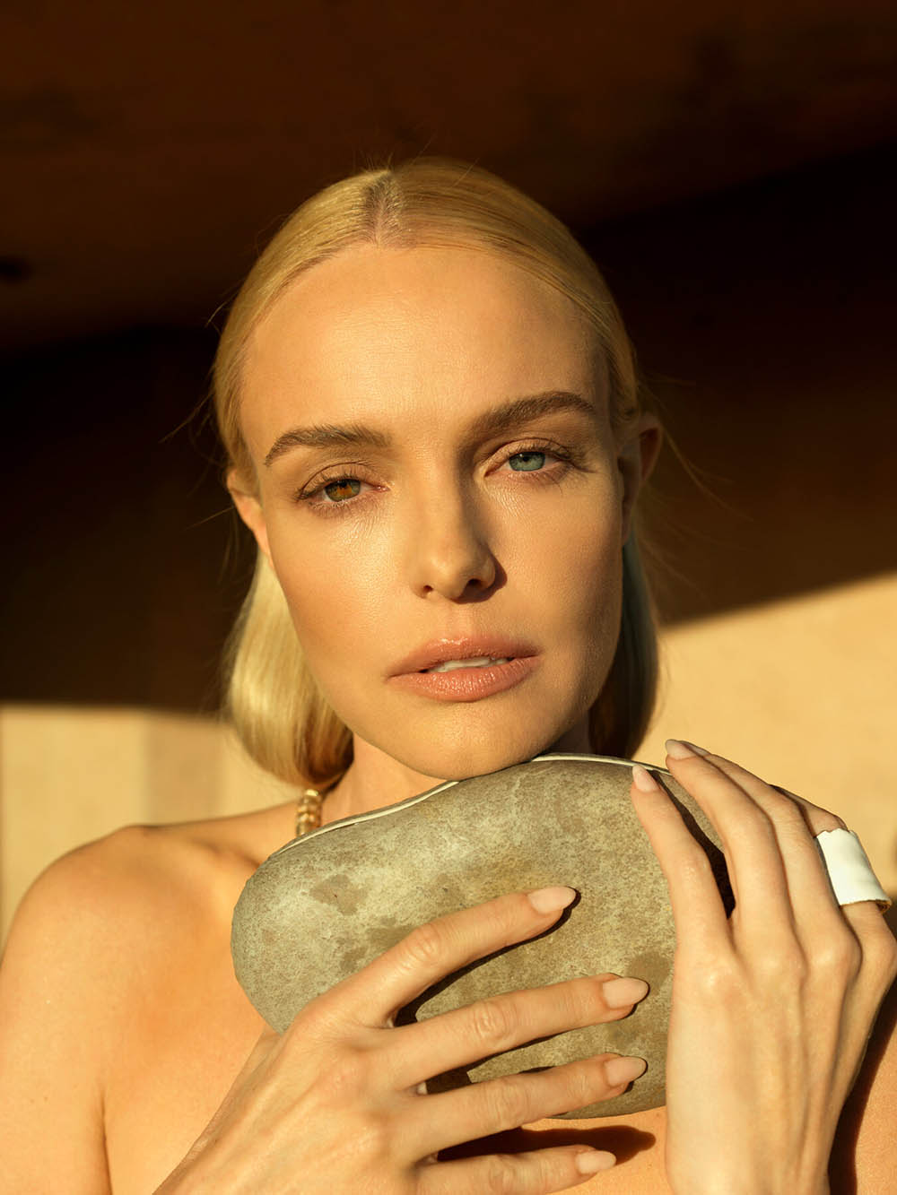 Kate Bosworth covers Flaunt Magazine Issue 170 by Nina Raasch