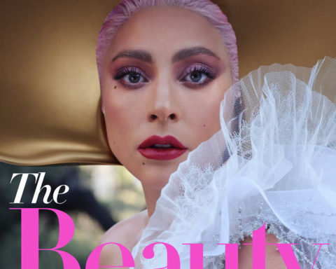 Lady Gaga covers InStyle US May 2020 by Nathaniel Goldberg