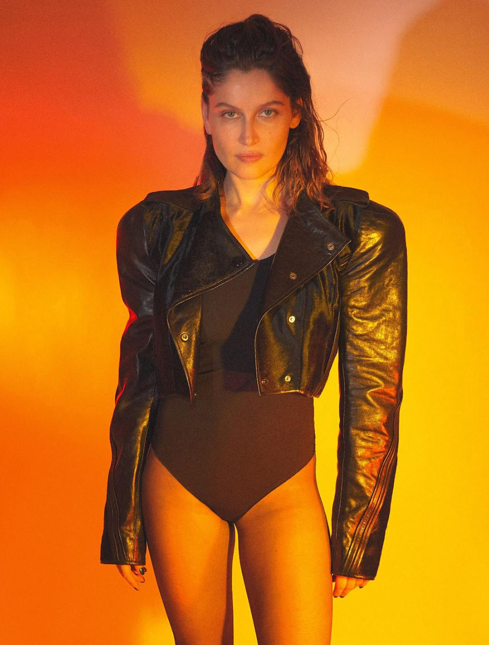 Laetitia Casta covers Numéro May 2020 by Emmanuel Giraud