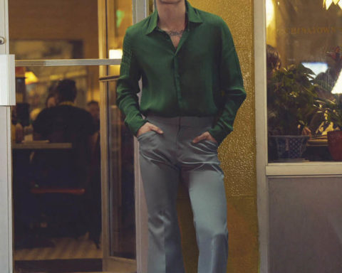 Mikkel Jensen by Emilio G Hernandez for GQ Mexico May June 2020