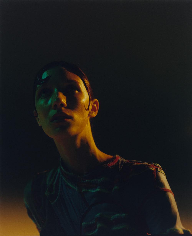 Sasha Knysh by David Luraschi for Vogue Ukraine May June 2020