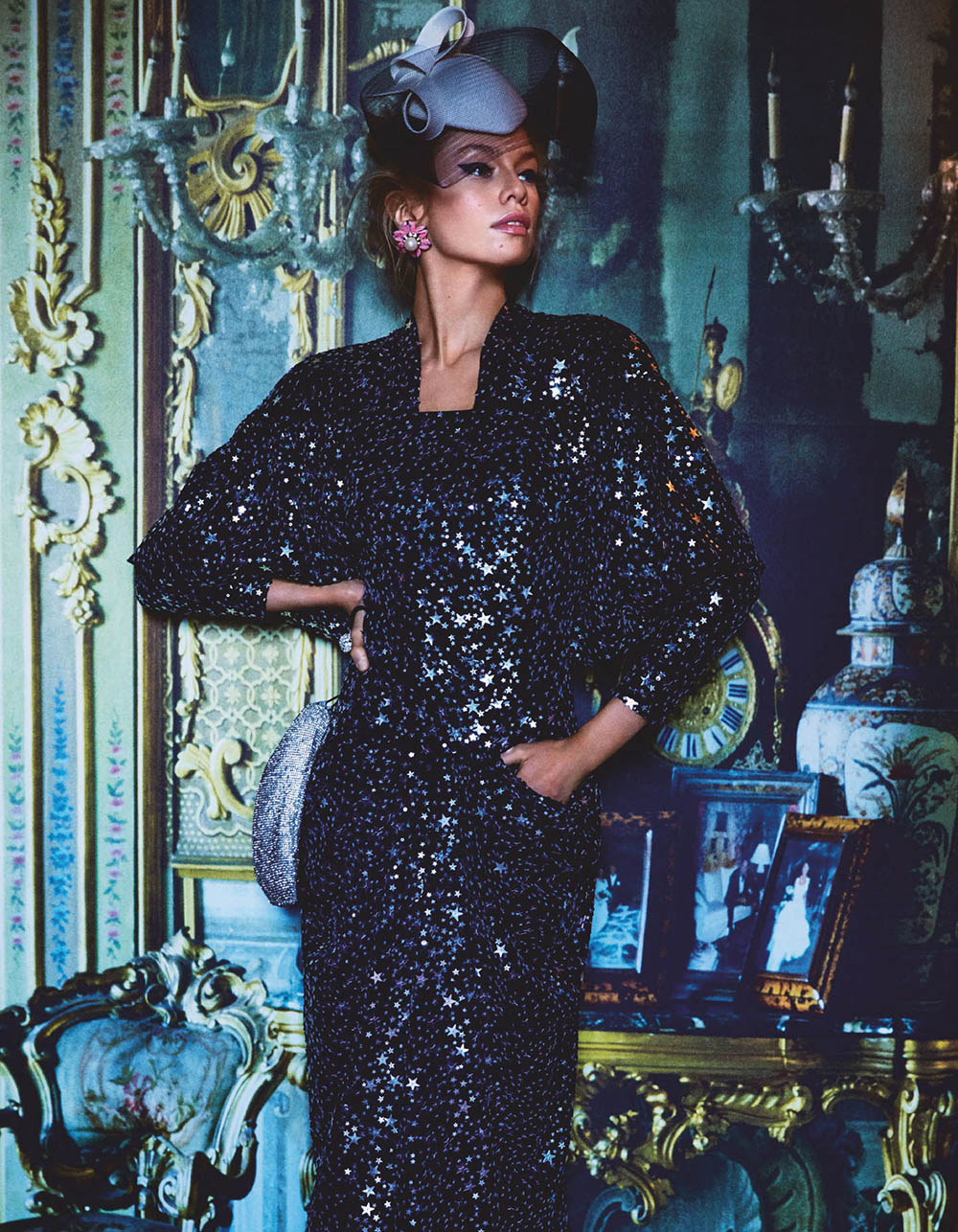 Stella Maxwell by Giulio Rustichelli for Vogue Japan May 2020