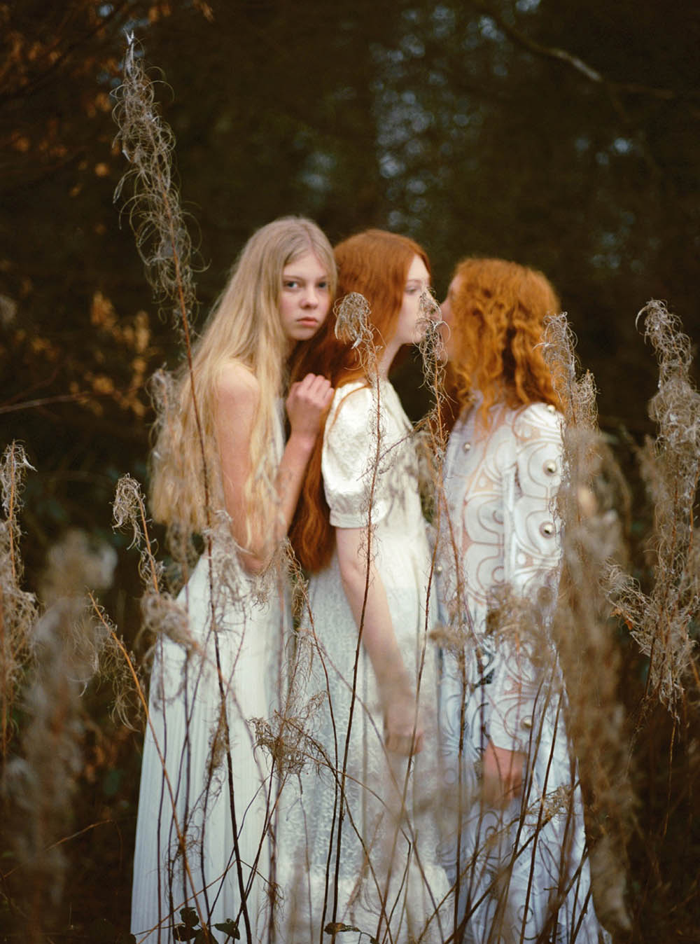 ''Three Graces'' by Betina du Toit for Harper's Bazaar UK May 2020