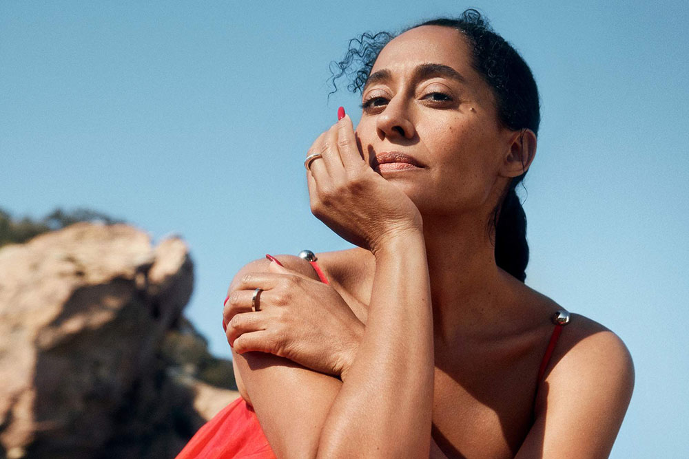 Tracee Ellis Ross covers Porter Magazine May 4th, 2020 by Olivia Malone