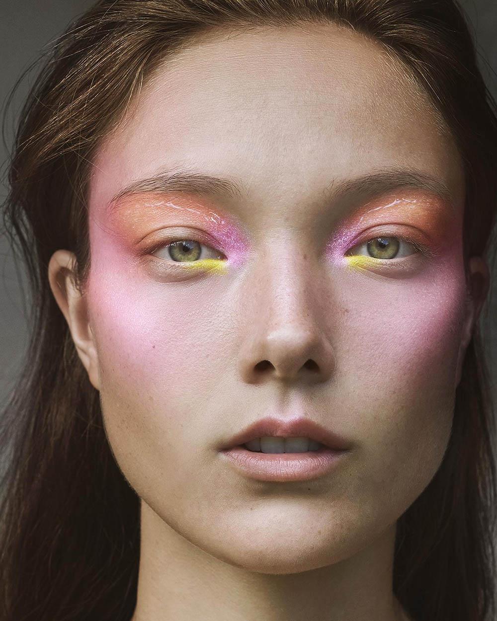 Yumi Lambert covers The Sunday Times Style May 24th, 2020 by Jon Jacobsen