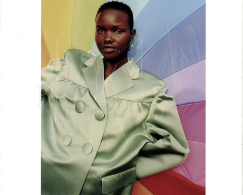 Akon Changkou covers Purple Issue 33 by Colin Dodgson